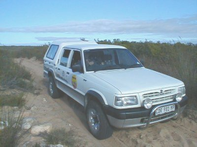 Protea Atlas Mazda 4X4 - Photo: Nigel Forshaw